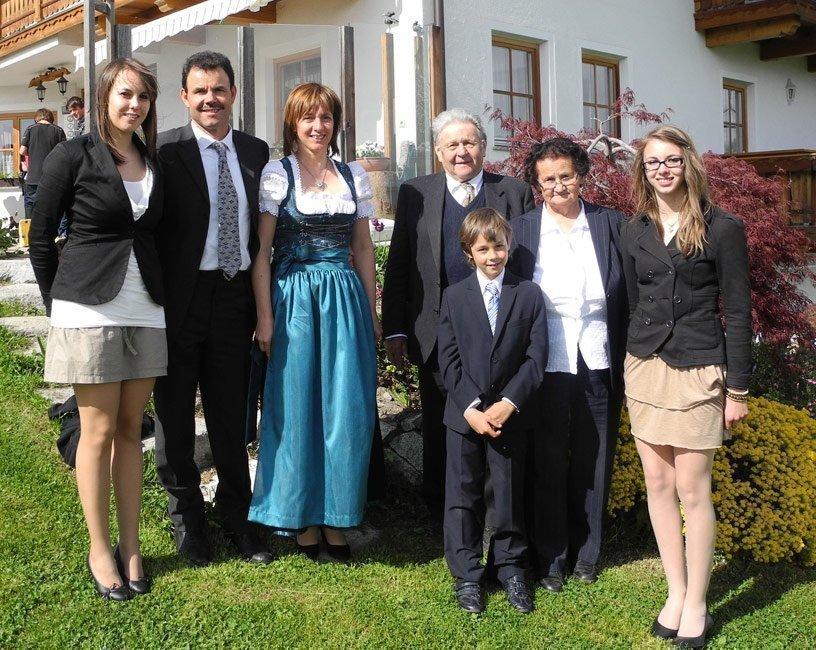 Family Lechner