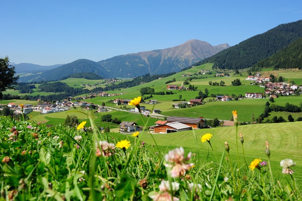 Holidays in Terento - the sunny paradise in the Pusteria Valley