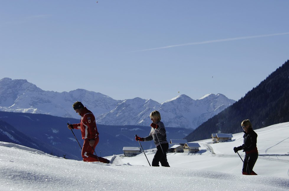 Snowshoeing – experience the Val Pusteria from its private side