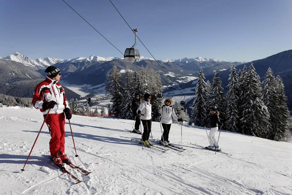 Ski holidays in Plan de Corones - South Tyrol's # 1 ski region