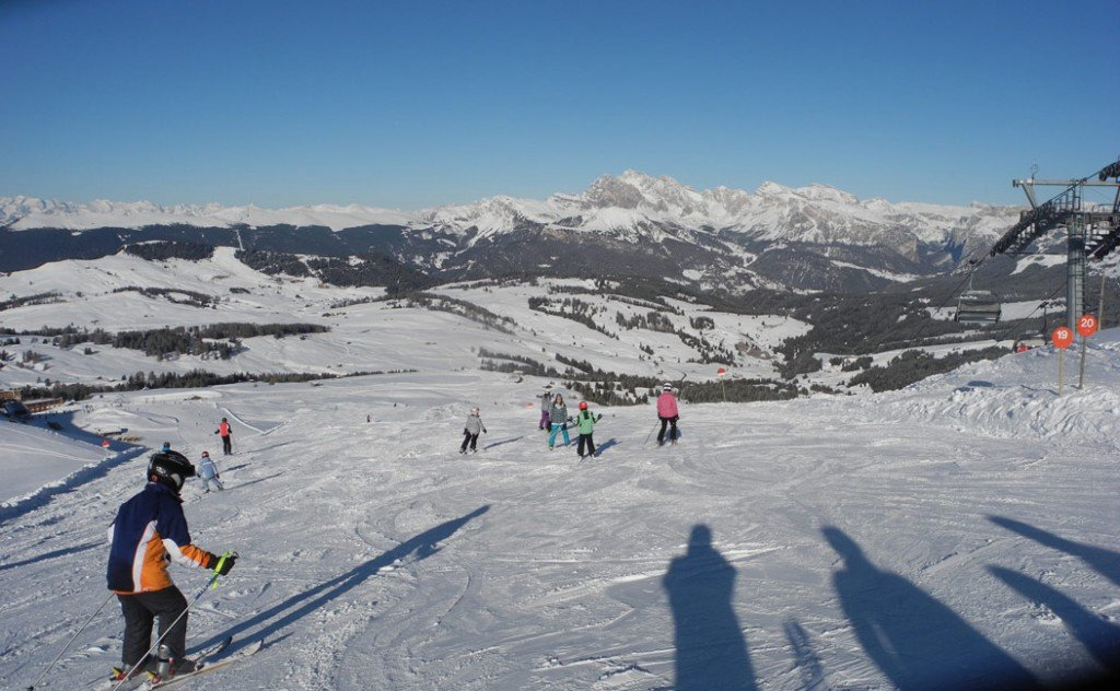 Every day a new ski area – Winter holidays in Terento