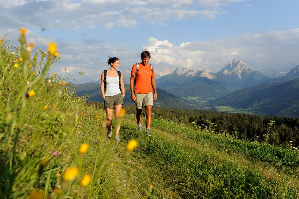 Hiking and other pleasures in the Pusteria Valley